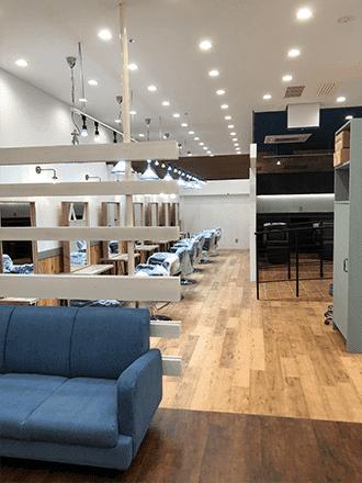 住宅・店舗設計、内外装工事までワンストップサービス
